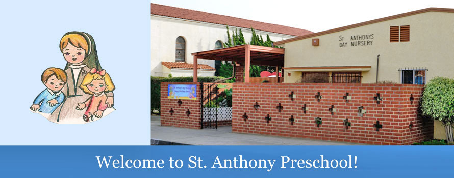 St. Anthony Preschool, Gardena, CA